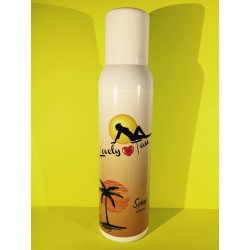 LOVELYTAN Fanbronze Spray Abbronzante - Effetto DARK Naturale 125ml