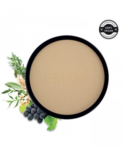 Fondotinta Deluxe HD In Crema Emani Make Up Vegan CosmeticFondotinta Minerale Compatto Emani Make Up Vegan Cosmetic