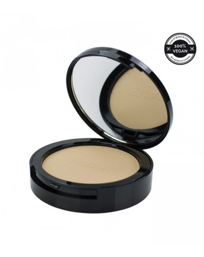 Cipria Finale HD - Bamboo Emani Make Up Vegan Cosmetic