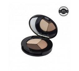 Ombretto Trio Emani Make Up Vegan Cosmetic